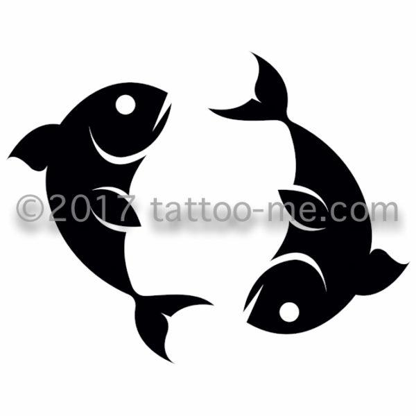 Zodiac Tattoo-Me Stamps