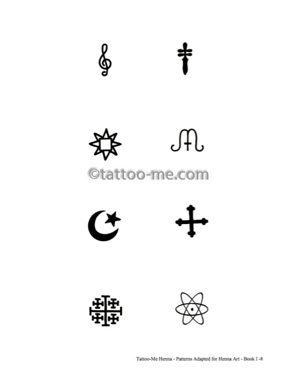 Tattoo Me Designs eBook 201