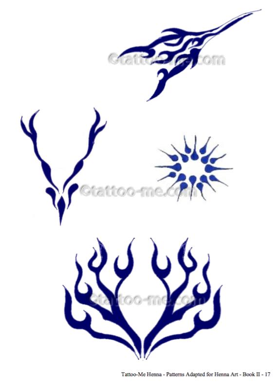 Tattoo Me Designs eBook 202