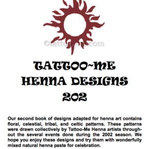 Tattoo Me Designs eBook 202