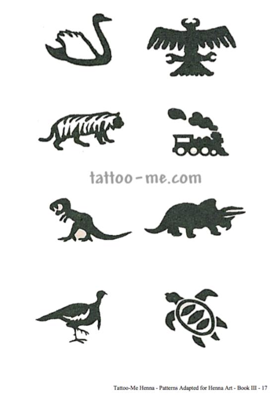 Tattoo Me Designs eBook 203